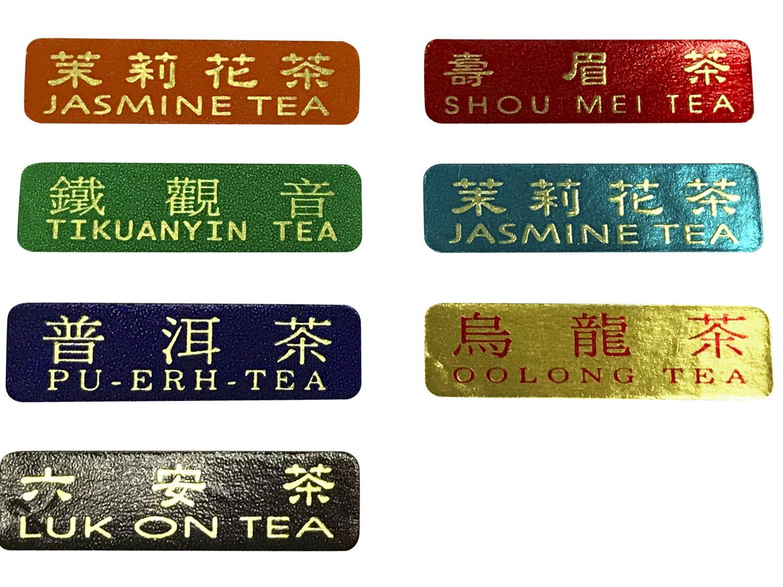 Label-Tea